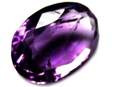 BEAUTIFUL NATURAL  AMETHYST   STONE A383