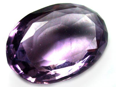 BEAUTIFUL NATURAL  AMETHYST   STONE A386