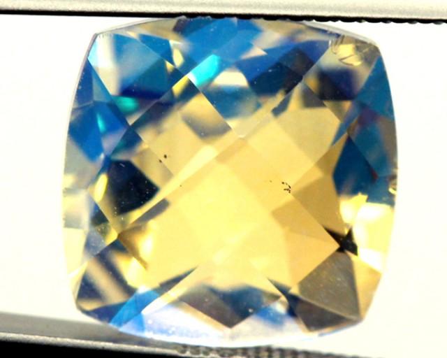 RAINBOW QUARTZ FACETED 5.50 CTS   PG-1478