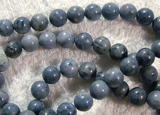 NATURAL BLUE CORAL 95 CTS AS5809