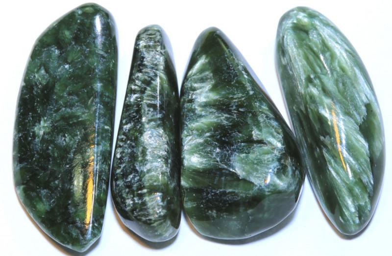 51CTS GREEN SERAPHINITE PARCEL ADG-386