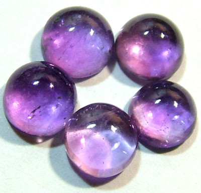 AMETHYST CABS ( 10 PC) 15.6 CTS CG-1211