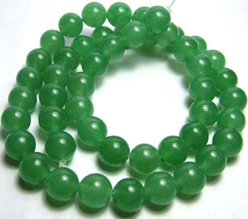 Lovely Green Aventurine Round Beads B171