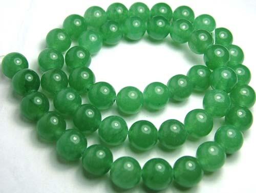 Lovely Green Aventurine Round Beads B175