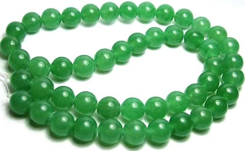 Lovely Green Aventurine Round Beads B180