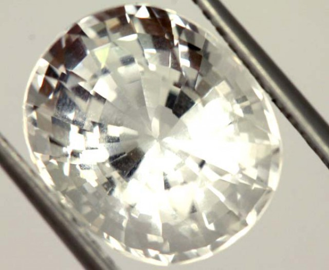 FACETED CLEAR CRYSTAL QUARTZ 8.30 CTS   PG-1491