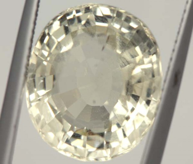 FACETED CLEAR CRYSTAL QUARTZ 9.45 CTS   PG-1493