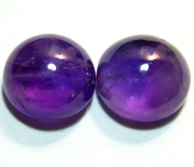AMETHYST CABS ( 4 PC) 19.1 CTS CG-1151