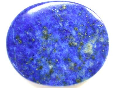 FREE SHIPPING LAPIS  FROM AFGHANISTAN   44.60 CTS  GW 273