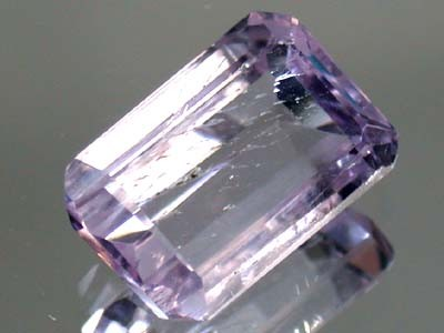 LARGE KUNZITE FROM PAKISTAN   6.30  CTS  GW 672
