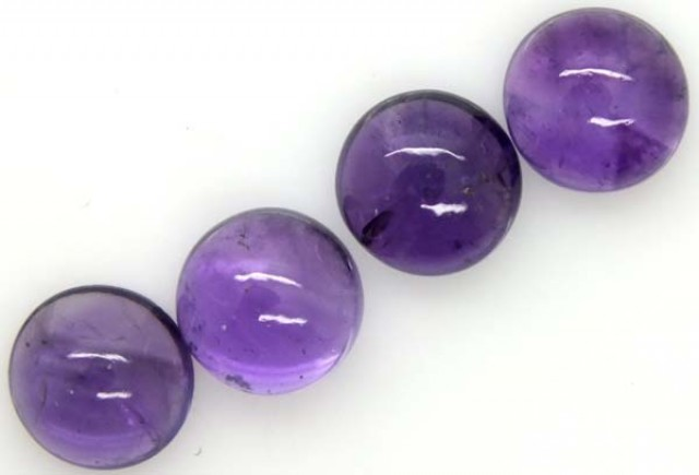 AMETHYST CABS ( 4 PC) 16.7 CTS CG-1279