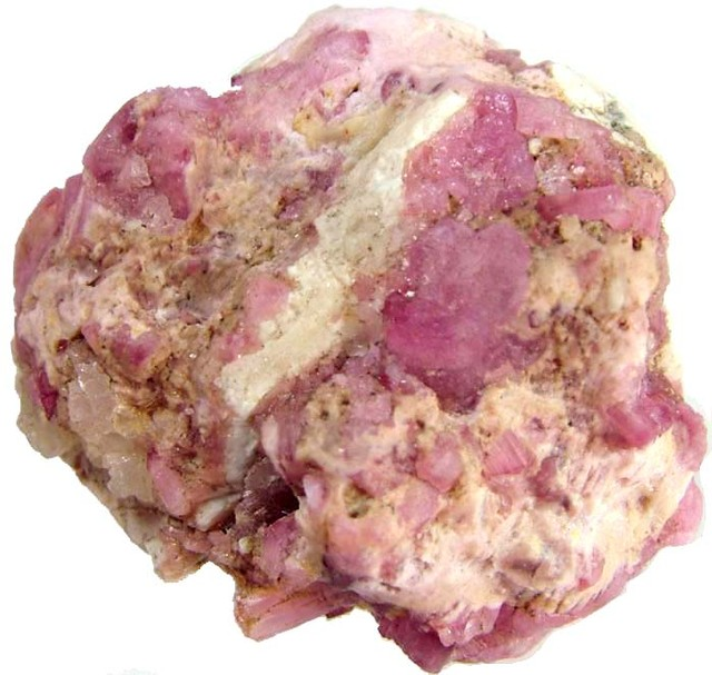 PINK TOURMALINE SPECIMEN FROM BURMA 363.90 CTS [MX7588]