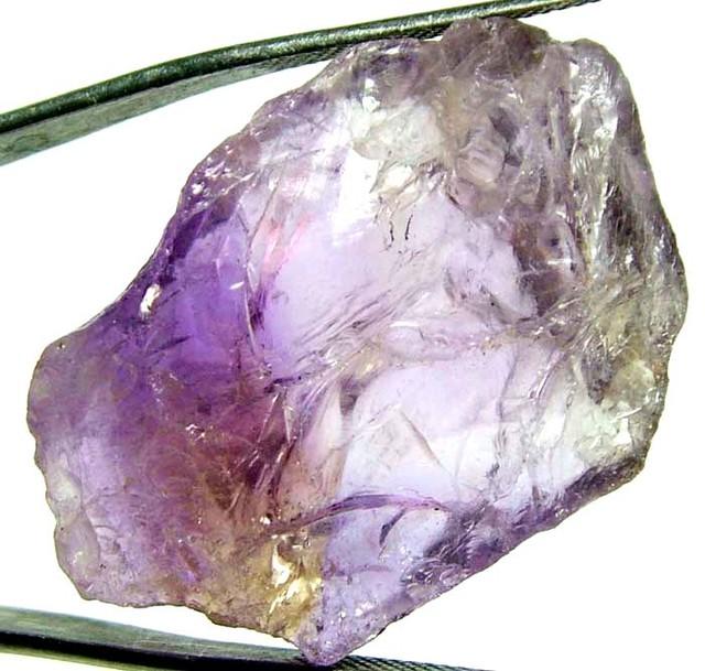 AMETRINE ROUGH-BOLIVIAN 73.65 CTS [F2455]