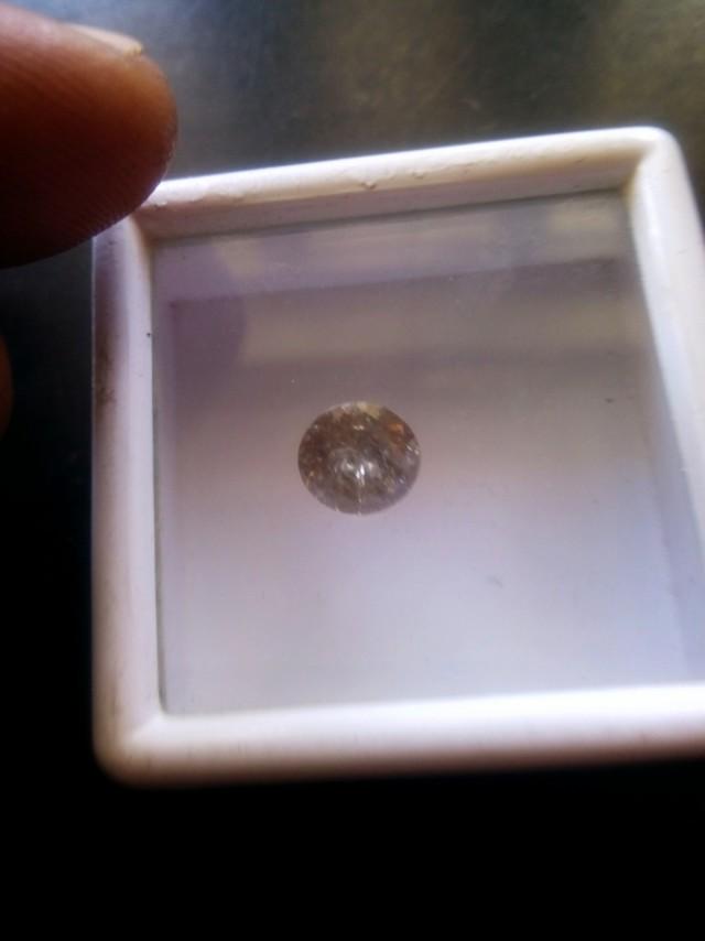 NATURAL-BROWN-DIAMOND-1.75CTW,1PCS