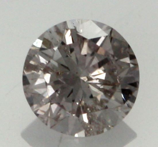 0.190 CTS SLIGHTLY PINK AUSTRALIAN DIAMOND  [DC293]
