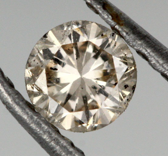 0.165 CTS AUSTRALIAN WHITE DIAMOND [DC305]