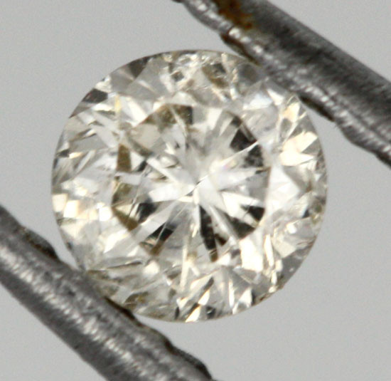0.130 CTS AUSTRALIAN WHITE DIAMOND [DC308]