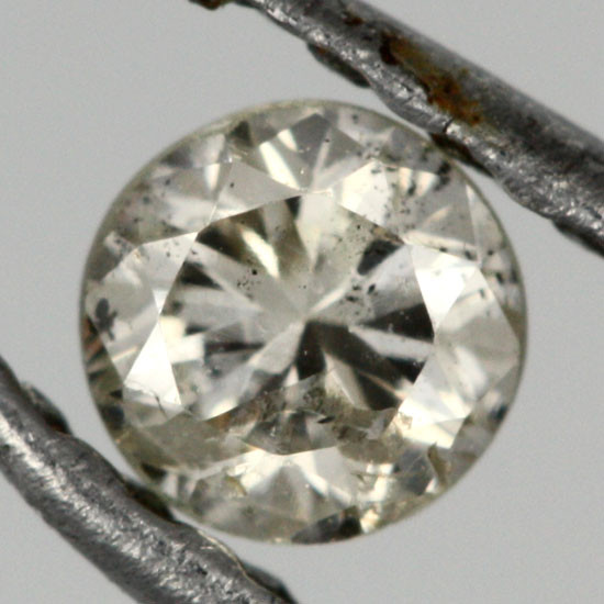 0.150 CTS AUSTRALIAN WHITE DIAMOND [DC310]