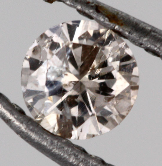 0.125 CTS AUSTRALIAN WHITE DIAMOND [DC319]