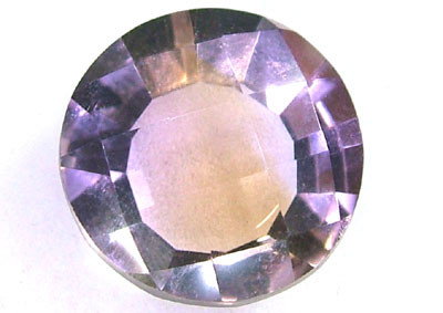 6.70 cts NATURAL AMETRINE FACETED STONE PG-1155