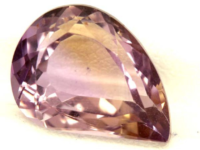 6.50 cts NATURAL AMETRINE  FACETED STONE PG-1158