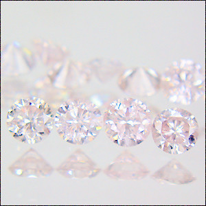 NAT-VERYRARE-ARGYLE -PINKDIAMOND,SIZE2MM-11PCS