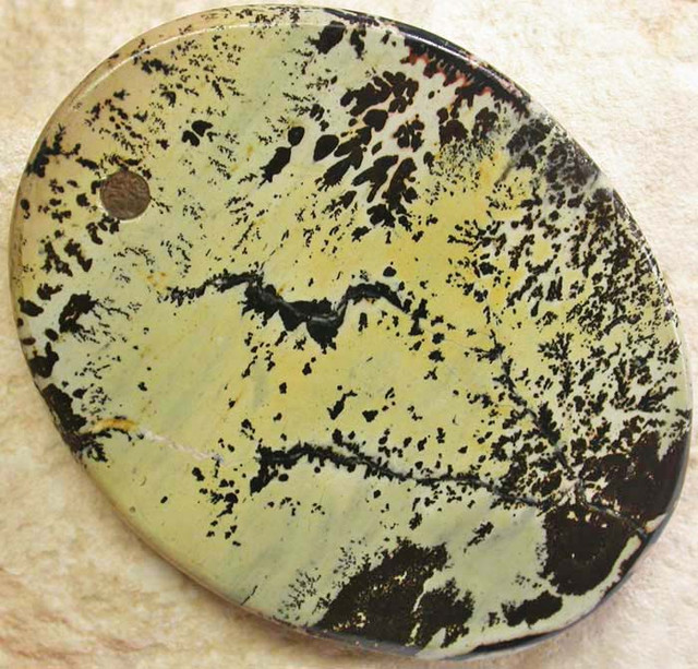 LARGE PICTURE JASPER STONE FROM CHINA 147.60 CTS [MX8516]