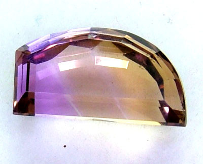 6.30 cts NATURAL AMETRINE  FACETED STONE PG-1197