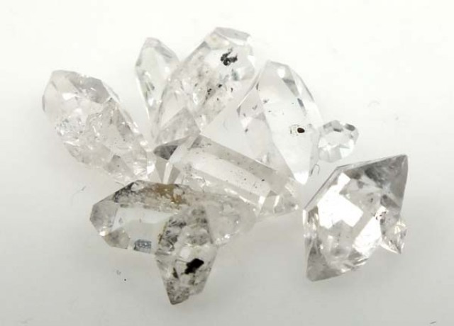 4 CTS CRYSTAL QUARTZ-LIKE HERKIMER-DIAMOND  RG-1201
