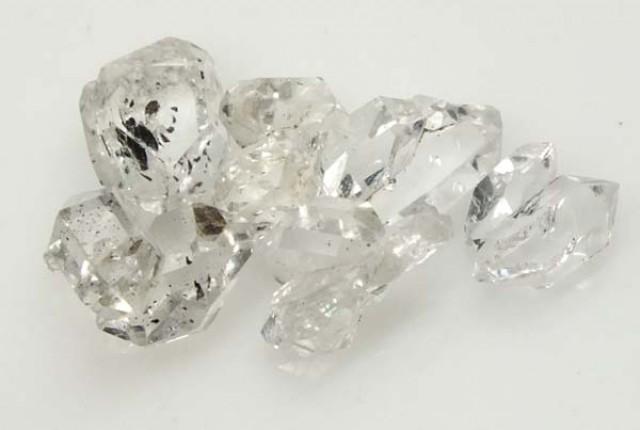 5 CTS CRYSTAL QUARTZ-LIKE HERKIMER-DIAMOND  RG-1210