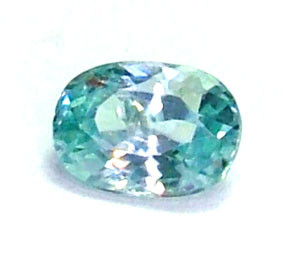 BLUE ZIRCON FACETED STONE 1.20 CTS   PG-1064