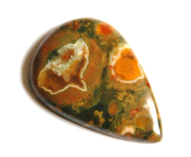 Superb Rhyolite Cabochon 32.5ct