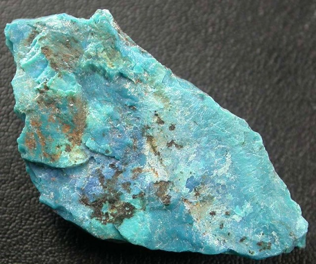 GEM GRADE CHRYSOCOLLA ROUGH FROM USA 39.40 CTS  [F2851]