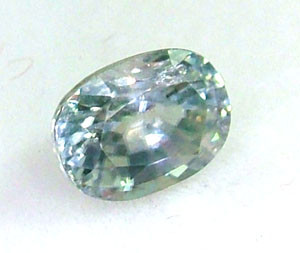 BLUE ZIRCON FACETED STONE 1.90 CTS  PG-1236