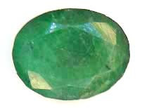 BEAUTIFUL  FACETED EMERALDS 1.45  CTS  90192