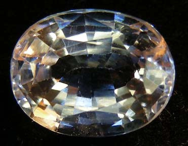FACETED TOPAZ GEMSTONE 08.94  CTS 90351