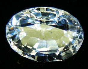 FACETED TOPAZ GEMSTONE 04.10  CTS 90360