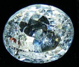 FACETED TOPAZ GEMSTONE 03.94 CTS 90361