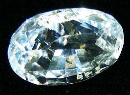 FACETED TOPAZ GEMSTONE 03.29 CTS 90362