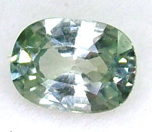 BLUE ZIRCON FACETED STONE 1.40 CTS  PG-1088