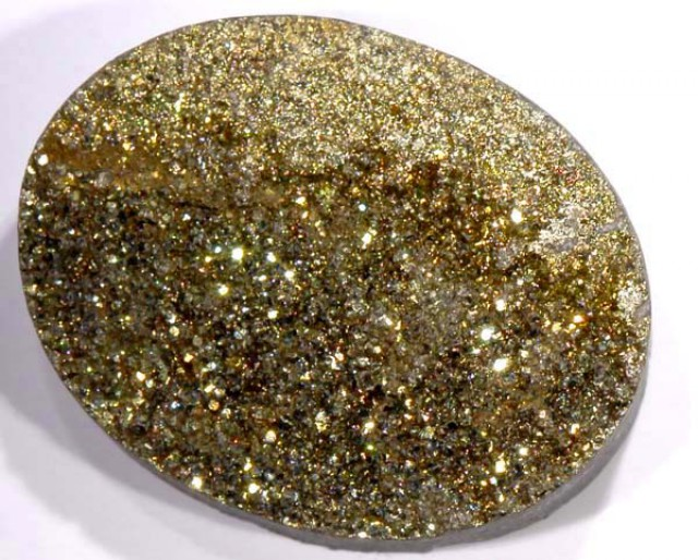 NATURAL DRUSY STONE 6.50 CTS PG-795