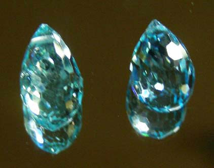 FACETED SWISS TOPAZ PARCEL  09.21 CTS 90237