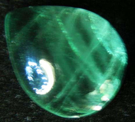 QUALITY FACETED FLUORITE STONE 14.29 CTS  90254