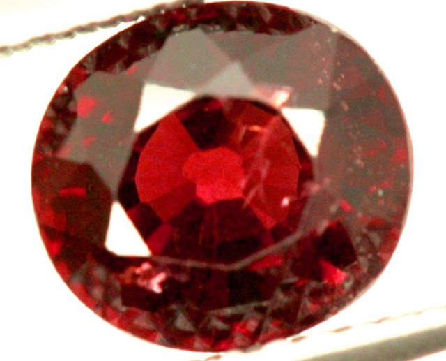 GARNET FACETED STONE 2 CTS PG-934