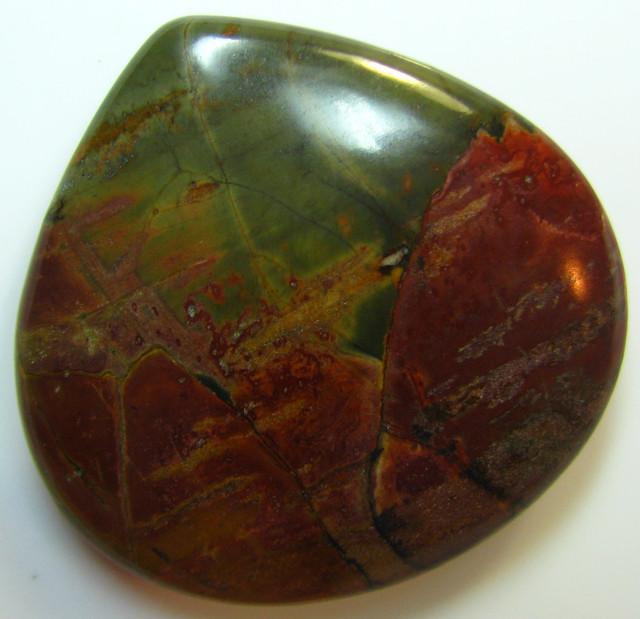 multi color picasso jasper large 88 90 cts