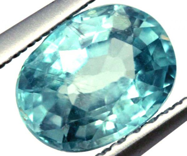 BLUE TOPAZ NATURAL FACETED 2.50 CTS  PG-1047