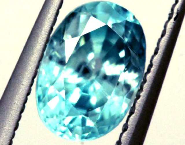 BLUE TOPAZ NATURAL FACETED 2 CTS PG-1045