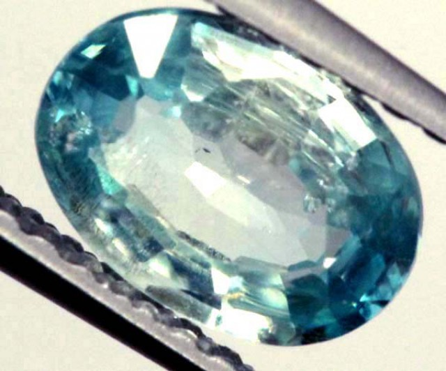 BLUE TOPAZ NATURAL FACETED 1 CTS  PG-1049
