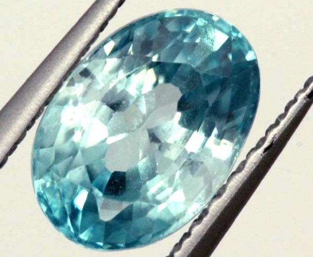 BLUE TOPAZ NATURAL FACETED 1.50 CTS  PG-1048