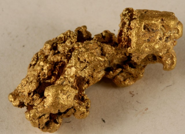 Genuine Gold Nugget From W Australia 9 5 Gr Pure Gold